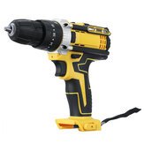 90Nm 3 In 1 Cordless Impact Drill 2 Speed Rechargable Electric Screwdriver Drill For 21V Battery