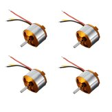 4PCS XXD A2212 1000KV Brushless Motor 2-3S For RC Airplane Quadcopter