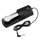Electric Piano Keyboard Sustain Pedal Foot Switch for Casio