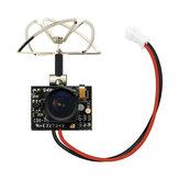 Eachine TX01 NTSC Súper Mini AIO 5.8G 40CH 25MW VTX 600TVL 1/4 Cmos FPV Cámara