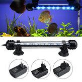 18cm 5050SMD 9LED Aquarium Aquarium RGB Light wasserdichte Tauchstreifenlampe