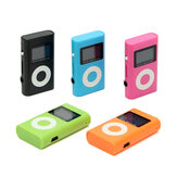 Mini USB MP3 Music Media Player LCD Supporto schermo 32GB Micro SD TF slot per schede