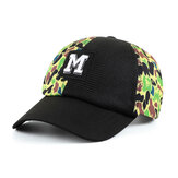 Printed Embroidery Stitching Breathable Baseball Cap