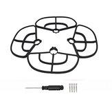 Yükseltilmiş Pervane Dikmeler MJX Bugs 2 için Koruyucu Koruma Kapak B2C B2W RC Drone Quadcopter