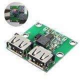 5 قطعة مزدوج USB الناتج 6-24 فولت إلى 5.2 فولت 3A DC-DC تنحى القوة شاحن وحدة محول