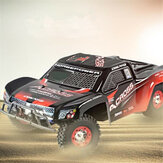 WLtoys 12423 RTR 1/12 2.4G 4WD 50km/h RC Car LED Light Short Course Off-Road Truck Vehicle Models