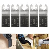 5pcs 35mm Bi-metal Blades For Dewalt Stanley Black and Decker Oscillating Multitool
