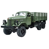 CA30 Liberation 1/12 6WD RC Car KIT Vehicle Model All Metal Edition Truck Crawler