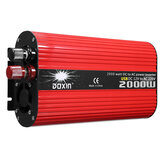 USB 12V DC To 220V AC Power Inverter 500W/1000W/200W Power Converter