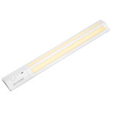 BlitzWolf® BW-LT8 Motion Sensor LED Cabinet Light Removable Lithium Bateria 3000K Color Temperature Night Light