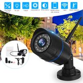 1080P Wifi Outdoor Surveillance Camera with 3.6mm Lens 2 Million Pixels Support 64GSD Card
