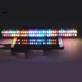 38-segments geluidsregeling Muziekniveau-indicator DIY Kit Foggy Colorful Muziekspectrum Elektronische productie-onderdelen