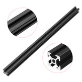 Machifit 350mm Length Black Anodized 2020 T-Slot Aluminum Profiles Extrusion Frame For CNC