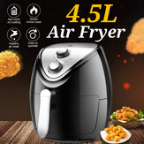 4.7L Quart Electric Air Fryer 1300W 220V Smokeless Fries Chicken Wings