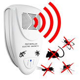 Loskii LP-04 Ultrasonic Pest Repeller Electronic Pests Control Repel Mouse Mosquitoes Roaches Killer