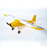 VIGORSKY MG800 800mm Wingspan EPP Yellow/Blue RC Airplane KIT