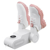 Multi-function Shoes Dryer 42℃ Intelligent Constant Temperature 120min Timing 90° Folding Design 360° All Rounded Heat
