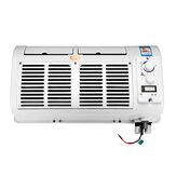 12V / 24V 100W Coche Camión Aire acondicionado Deshumidificador Ventilador de refrigeración Montado en la pared para modificación