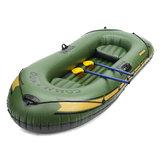 2 3 أشخاص PVC نفخ قارب مطاط قوارب التجديف التجديف