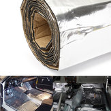 200x100cm Firewall Sound Deadener Car Heat Shield Insulation Materiał Deadening Mat
