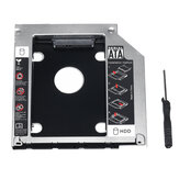 Adattatore per convertitore di caddy HDD SSD per disco rigido per hard disk SATA Notebook per MacBook Pro 13