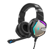 BlitzWolf® BW-GH1 Pro Gaming Headset 7.1 / 5.1 Virtual Surround Sound 50mm Dynamic Driver RGB LED Light for PS3 / 4 for Xbox PC Laptop
