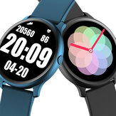 KINGWEAR KW13 1.2inch AMOLED 390*390ppi 3.5D Cure Screen E-compass 24h Heart Rate Monitor BOSH Pedometer BTV5.0 Smart Watch