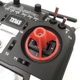 URUAV Multi-color 3D Printing PLA Protector de balancines para FrSky X9D Transmisor Radiomaster TX16S