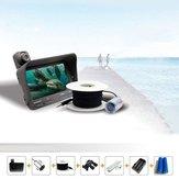 LCD Monitör Gece Görüş Balık Bulucu DVR Su altında Video Balıkçılık Kamera