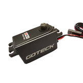 Goteck DC2511SG 12kg Metal Digital Servo Brushless Motor for RC Model Fixed-Wing Aircraft Helicopter Robot