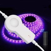 DC12V 4-pinowy inteligentny kontroler LED Wifi dla pasków świetlnych RGB Praca z Amazon Alexa Echo Voice