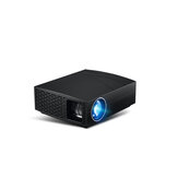 【Version de base】 Mini projecteur BeamLive F20pro Vivibright 1080p 4800 Lumens 5000: 1 Contraste 16: 9 Correction Keystone Réglage de l'image Haut-parleur intégré Ports multiples Projecteur de cinéma maison intelligent portable avec télécomm