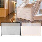 Clôtures de chien pliantes de garde de séparation de sécurité de maille de porte magique portative de chien pour les petits grands chiens