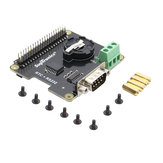 X230 RS232 Seria Port & Real-time Часы (RTC) Плата расширения для Raspberry Pi