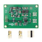 DAC8563 DAC وحدة الحصول على البيانات الإيجابية والسلبية 10V إشارة السعة 16Bit DAC مفرد / ثنائي القطب الناتج