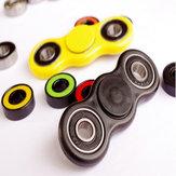 Döner Spinner Fidget Plastik Oyuncaklar EDC Stres Çarkı Otizm ve DEHB Stres Bırakma Hediyesi İçin