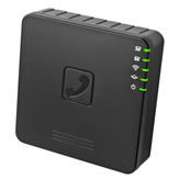 Drahtloses WiFi-VoIP-Router-Gateway 2,4 GHz 300M ATA-Routing-Gateway FXS-VoIP-Telefonadapter WiFi-Repeater Rj11 RJ45 Port