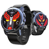 Kospet Optimus Pro Sistema de doble chip 3G + 32G Reloj 4G-LTE AMOLED 8.0MP 800mAh GPS Reloj inteligente Google Play
