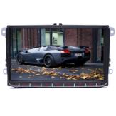 9 Inch 2DIN para Android 8.1 Coche Estéreo Radio Reproductor multimedia WiFi GPS bluetooth con respaldo Cámara para VW