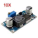 10Pcs 4A XL6009E1 Verstelbare DC-DC Step Up Boost Converter Power Supply Module