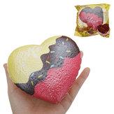 Kiibru Chocolate Squishy 11.5 * 10.5 * 5CM Licencia Lento Levantamiento Con Paquete de Regalo de Colección Soft