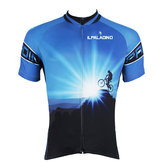 Men Cycling Jersey Bicycle Shirts Sleeve Cycling Jersey Motorcycle Shirt Quick Dry
