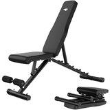 Regulowane składane ławki do siedzenia Maszyna do treningu mięśni brzucha Sprzęt do ćwiczeń w domowej siłowni