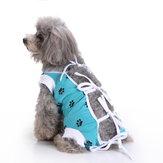 Pielęgnacja ubrań dla zwierząt domowych Chirurgia psów Odzież do pielęgnacji pooperacyjnej Kamizelka fizjologiczna