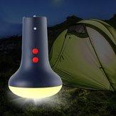 2W مصباح البعوض القاتل USB القابلة لإعادة الشحن في الهواء الطلق خيمة التخييم مصباح عكس الضوء مبيد ضوء