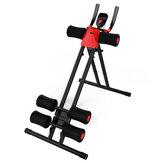 LCD Sit Up Bench 4 Modes Ρυθμιζόμενη Κοιλιακή Προπόνηση Μηχανή Εκπαίδευση Μυϊκό Γυμναστήριο Εσωτερικός Εξοπλισμός Γυμναστικής