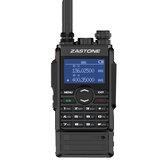 ZASTONE M7 250 canais 8W Walkie Talkie VHF UHF Rádio portátil 2600mAh Bateria Rádio bidirecional FM Ham 136-174 400-480Mhz Mensagem instantânea
