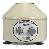 Machine centrifuge à basse vitesse de laboratoire de laboratoire de 800D 4000Rpm avec la capacité de 20ml x 6