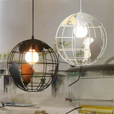 Globe Kronleuchter Modern Creative für Restaurant Bar Table Cafe Tea Shop Light