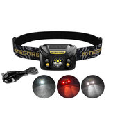 Nitecore NU32 550LM XP-G3 S3 LED Headlamp Lightweight USB Motorcycle Bike Bicycle Cycling